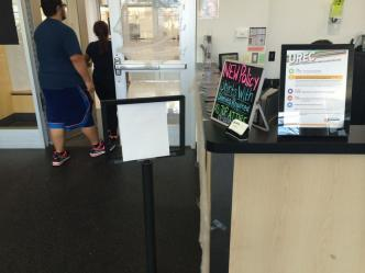 Intimidation, Disease Prevention Cited as Reasons for New Sleeveless Gym Policy