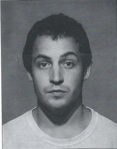 Milwaukee County Sheriff's Department mugshot of Thomas Kreinbring. Photo obtained by Graham Kilmer.