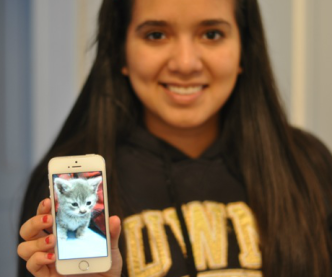 Faces of UWM: The Cat Owner