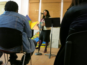 Open Mic Promotes Understanding in Divided City