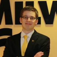 Ryan Sorenson official UWM picture.