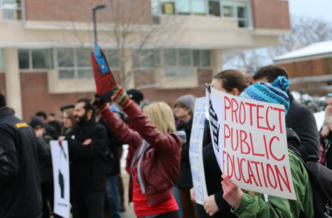 Revisiting the UW-Milwaukee Protests: In Pictures