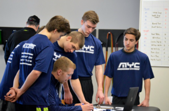 UWM Students Create Start-up for Amateur Athletes