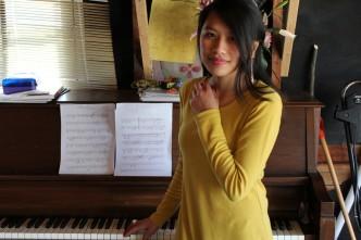Faces of UWM: The Pianist