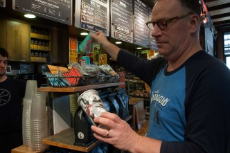 The UW-Milwaukee Grad Behind the Colectivo Coffee Skull