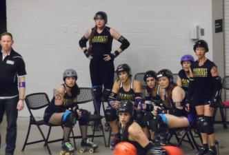 Milwaukee's Roller Derby Queens Invade Waukesha
