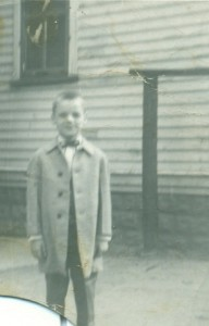 James Lenz at age 10. Photo obtained by Jordyn Noennig.