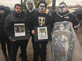 Youth suicides, homicides remembered at Walker's Point Dia De Los Muertos celebration