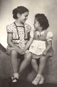 Suzy Fono picture courtesy of the Nathan and Esther Pelz Holocaust Education Resource Center.