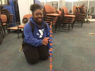 Legos Relieve Stress, Build Creativity on Campus