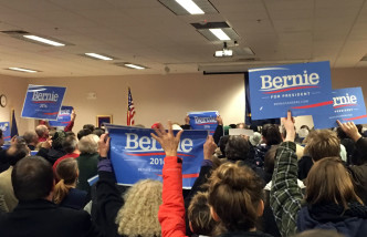 Sanders Promises Free College, Roasts Scott Walker at West Allis Speech