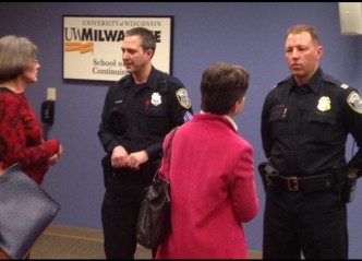 Police Talk to UW-Milwaukee Audience about Homicide, Campus Crime