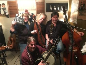 Bluegrass Band Celebrates Music, Friendship