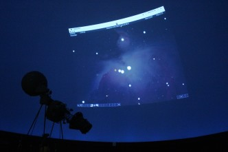 Weather Sends UW-Milwaukee Planetarium Stargazers Inside