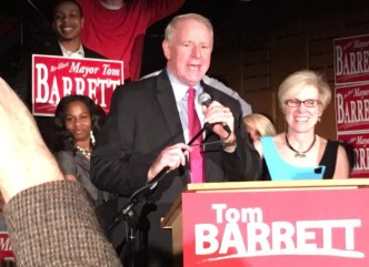 Barrett Pledges to Focus on Youth in Victory Speech