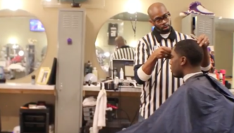 Building Relationships at the Barbershop