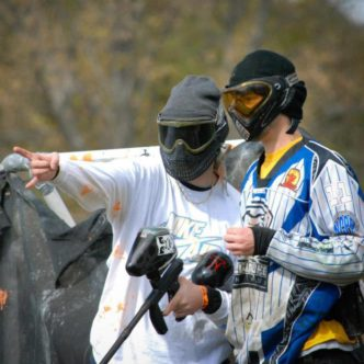 More Than A Game: How Paintball Changed A Life
