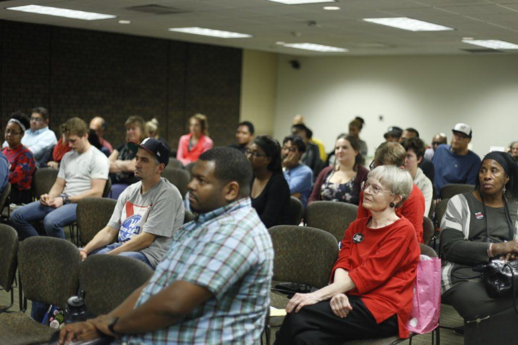 Reggie Jackson, Milwaukee Black Lives Matter