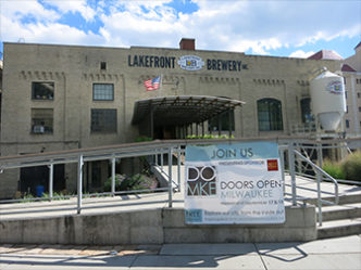 Doors Open Milwaukee: Lakefront Brewery