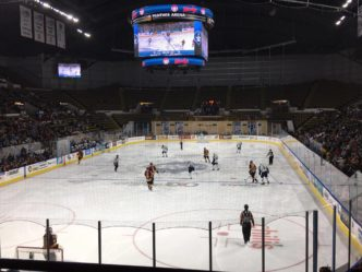 Admirals Beat Chicago, First Win at Panther Arena since 1986