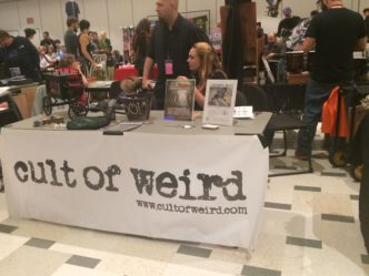 Close Encounters at the Milwaukee Paranormal Conference