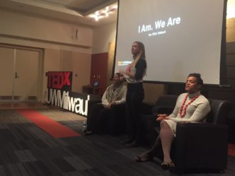 TedxUWMilwaukee Talk Back Highlights Food Scarcity and the Effects of Suicide