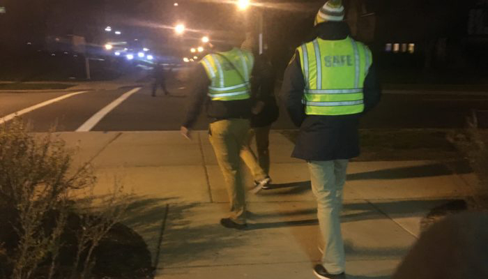 An Inside Look: Who Are UW-Milwaukee's Safe Walkers?