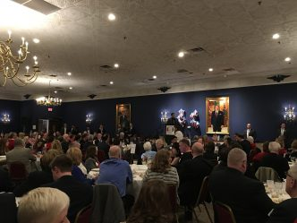 Reagan Birthday Dinner Draws Area Republicans