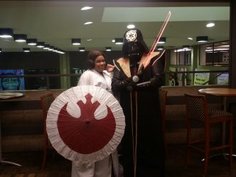 UWM Cosplay Dance Party Highlights Appeal of Geek Culture, Costume Play