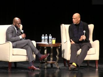 Kareem Abdul-Jabbar Spreads Wisdom in Milwaukee Theatre