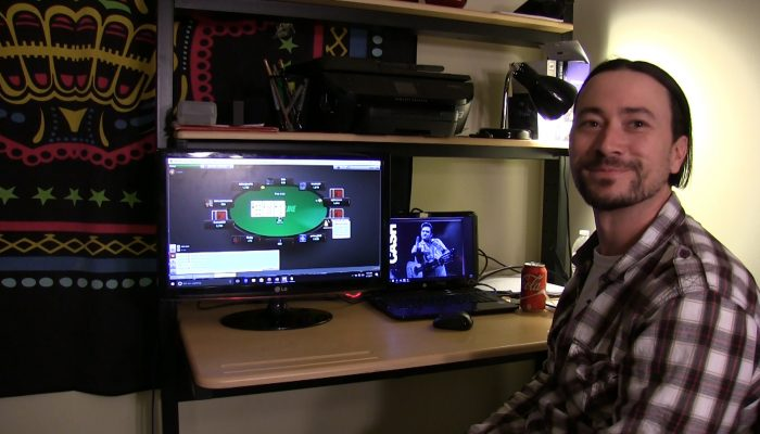 Going All In With Matthew Mussa