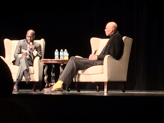 The Pupil Turned Teacher Kareem Abdul-Jabbar Holds Speech at Milwaukee Theatre