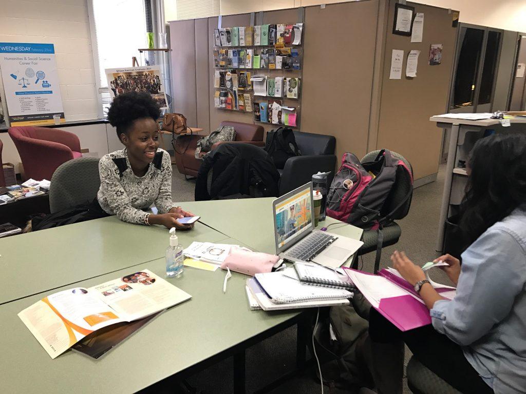 black cultural center, uw-milwaukee black students