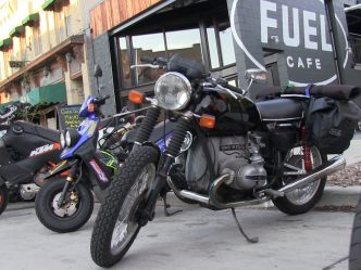As Walker's Point Businesses Open, Fuel Cafe Welcomes Motorcycles