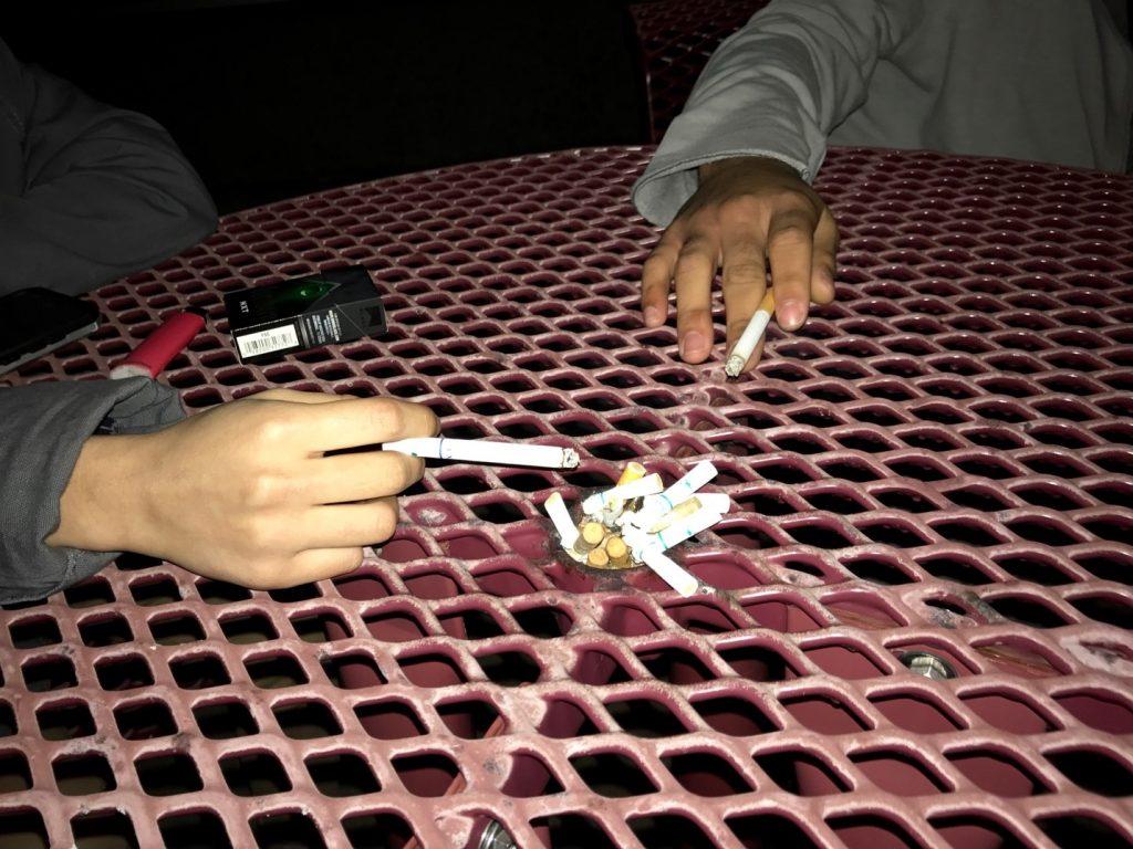 uwm smoking