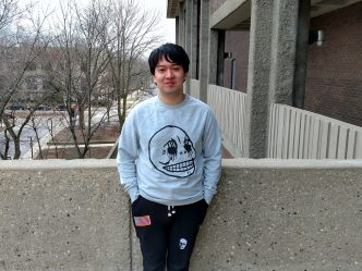 Faces of UWM: Student From China Discovers the Real Wisconsin