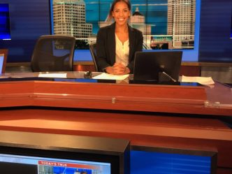 Commentary: Testing Out My Skills On a Professional News Set
