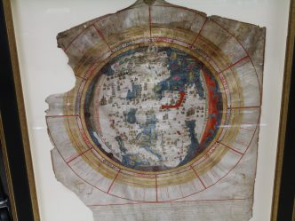 Giovanni Leardo's MappaMundi: UWM's Rare Treasure
