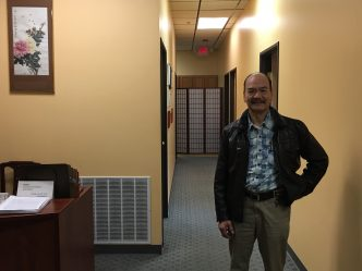 Sleeping Lion Awake: Sikkin Wu and Chinese immigrants in Wisconsin