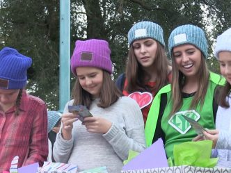 UWM Love Your Melon Crew Grows, Inspires (Video)