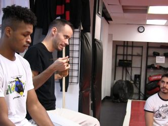 Capoeira Nago Milwaukee: Martial Arts, Movement and Music (Video)