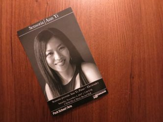 "Sensoria Performer Ann Yi Brings ""New Music"" to UWM"