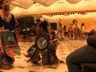 Bells, Drums, and Veterans – The 40th Annual Pow Wow at UWM (Video)