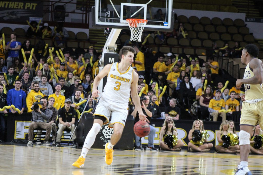 Milwaukee Panthers, Brock Stull