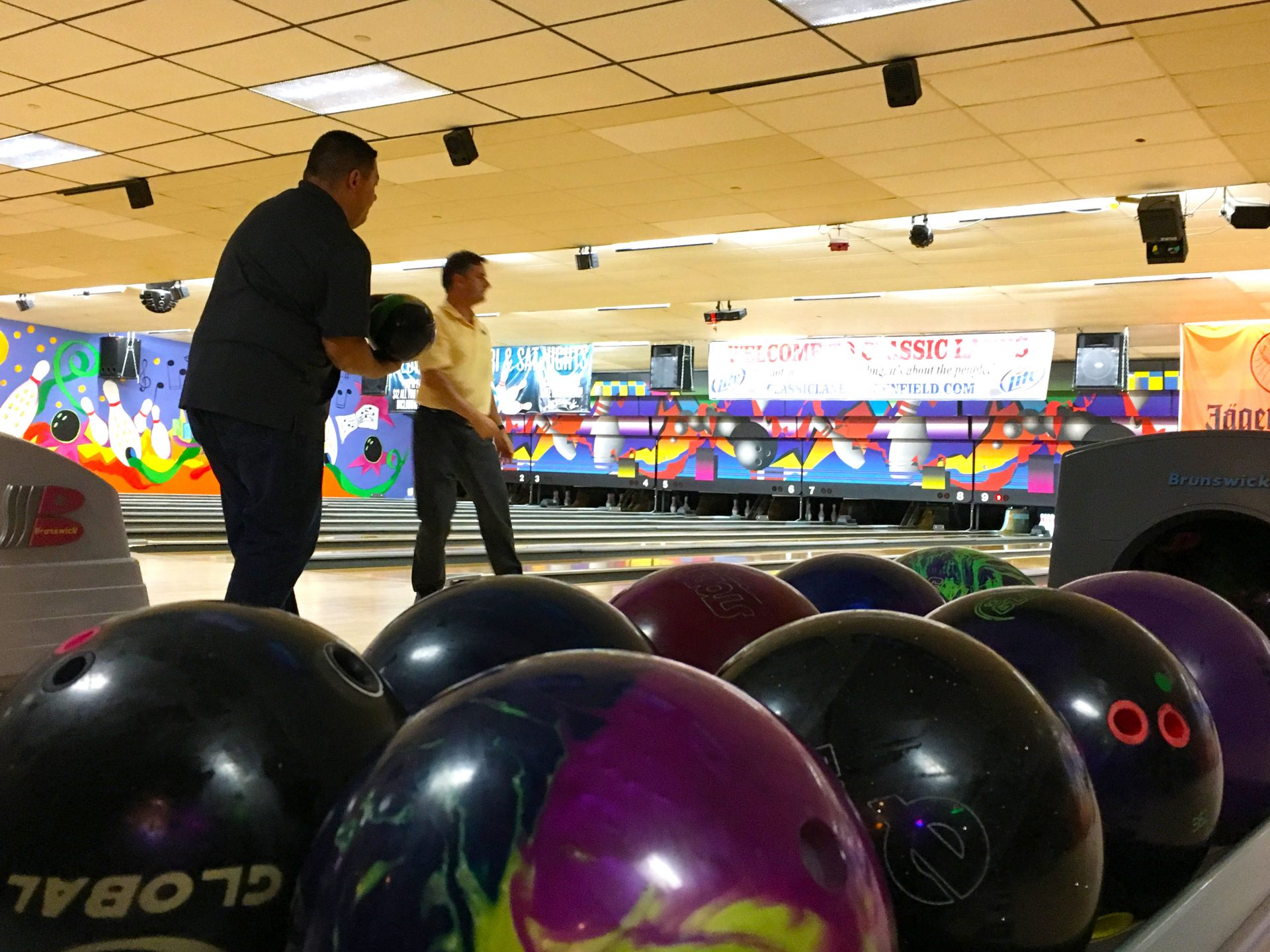 Why The 2018 Winter Olympics Should Try Going Bowling