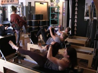 Pilates – Exercising Body and Mind (Video)
