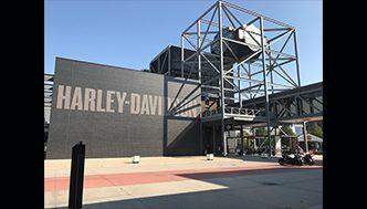 Doors Open Milwaukee 2017: Harley Davidson Museum