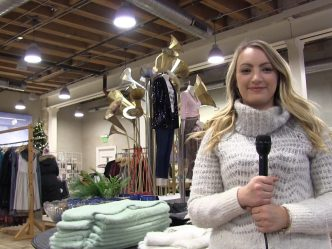 UWM Student Turned Anthropologie Guru (Video)