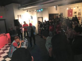Performance Venue for All Ages Takes Off (audio)