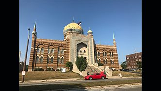 Doors Open Milwaukee 2017: Tripoli Shrine Center